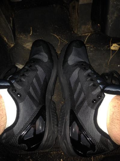 Adidas Zx Flux Weave Og Gtx Black