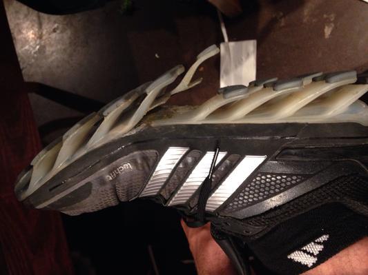 adidas springblade problems