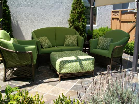 canvas kiwi sunbrella fabric by the yard ballard designs. Black Bedroom Furniture Sets. Home Design Ideas