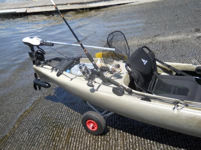Ascend Fs128t Sit On Top Fishing Kayak