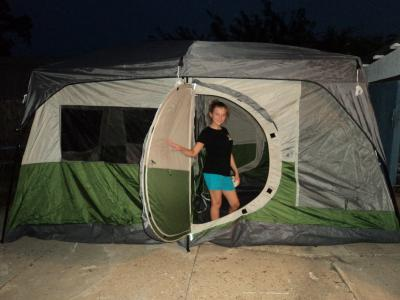 Coleman Vacationer 2 Room & Coleman Vacationer 2 Room Tent images