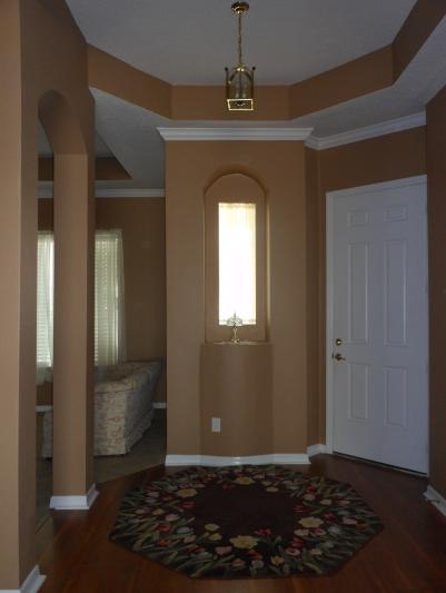 Foyer Paint Colors Behr : Behr color stories customer