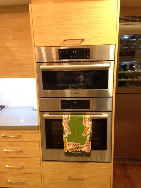 Bosch Sd And Convection Oven Combo