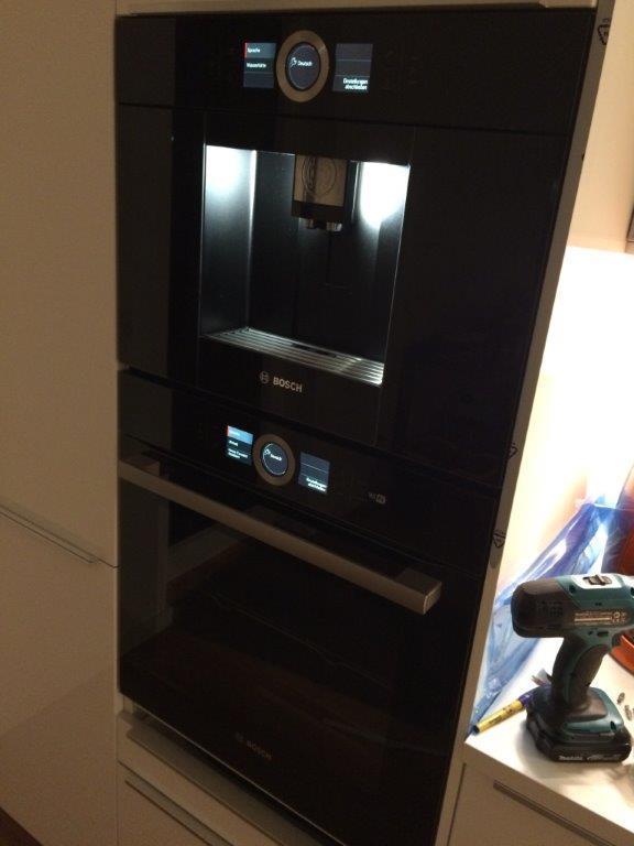Bosch Kaffeevollautomat Einbau bosch tcz8004 pflegeset für alle kaffeevollautomaten der vero