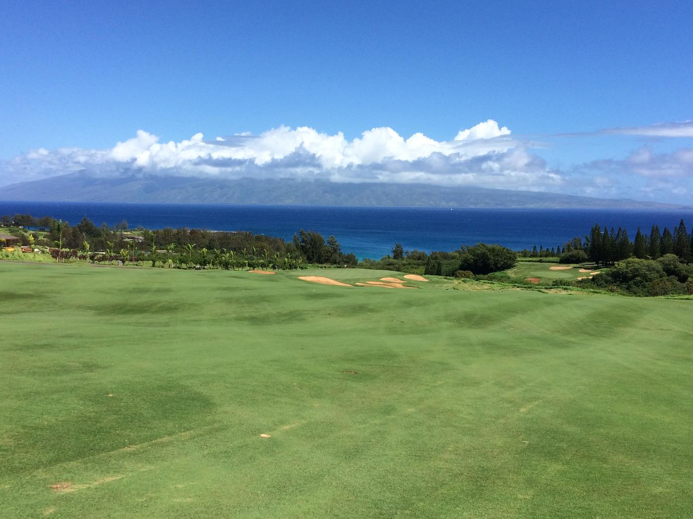 Kapalua Resort - The Plantation Course in Lahaina, Hawaii ...