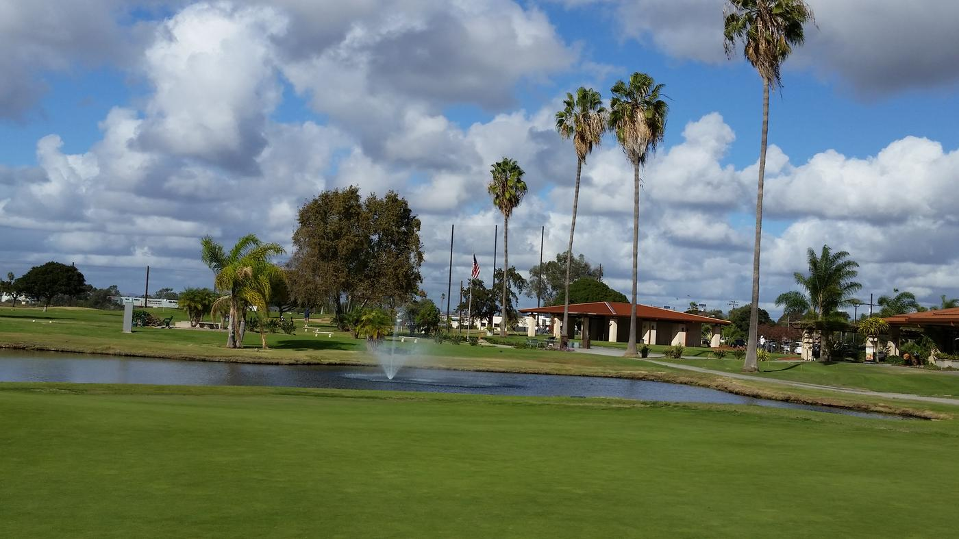 Miramar memorial golf course in san diego california usa for The miramar