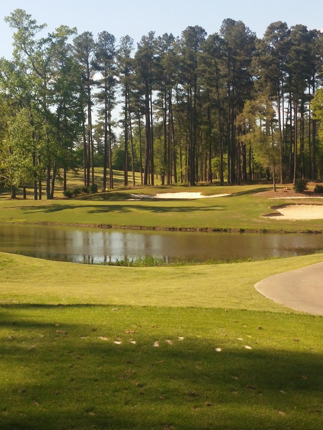 Golf Course Clubhouse Interior Design Ideas: Highland Creek Golf Club In Charlotte, North Carolina, USA