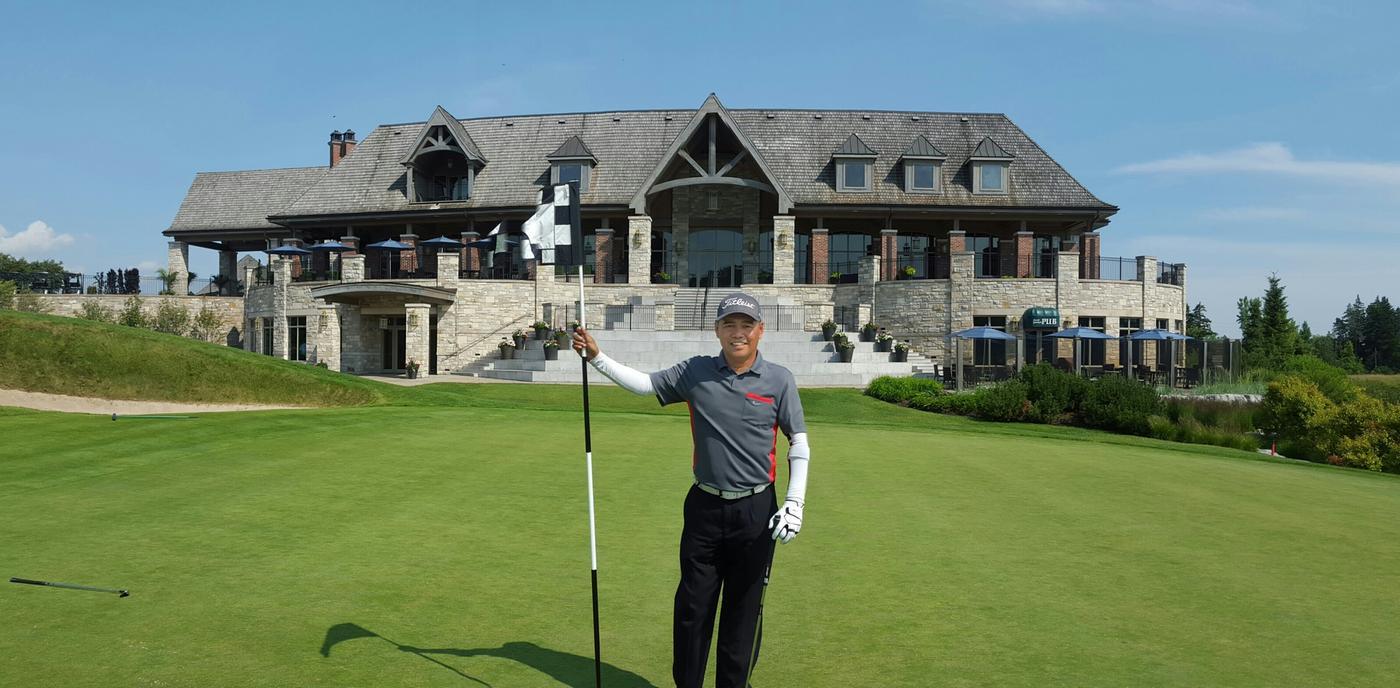 Eagles Nest Golf Club In Maple Ontario Canada Golf Advisor