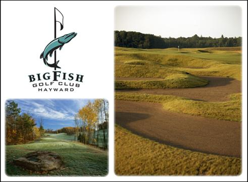 Big fish golf club in hayward wisconsin usa golf advisor for Big fish golf