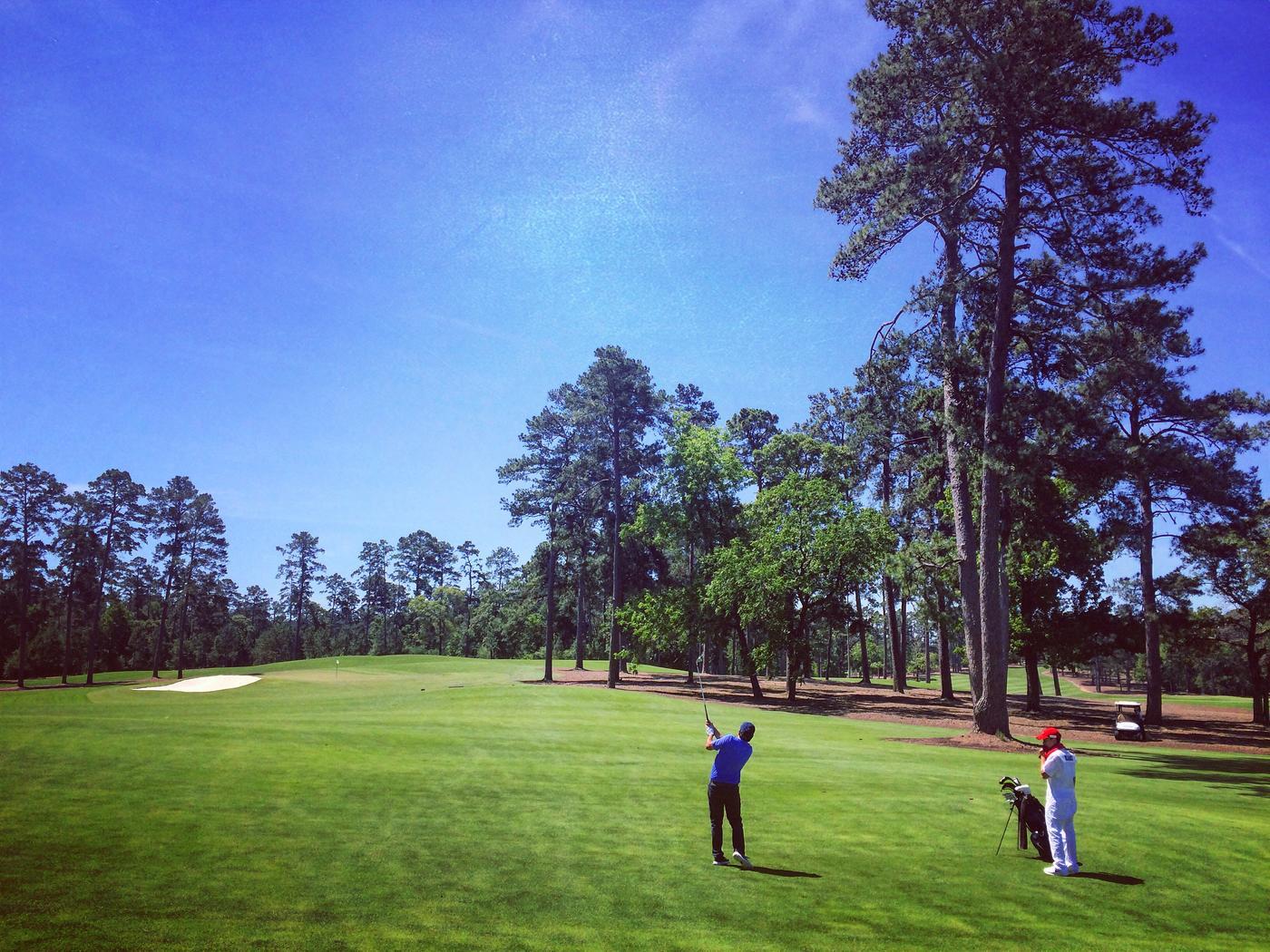 Bluejack national in montgomery texas usa golf advisor for Bluejack national