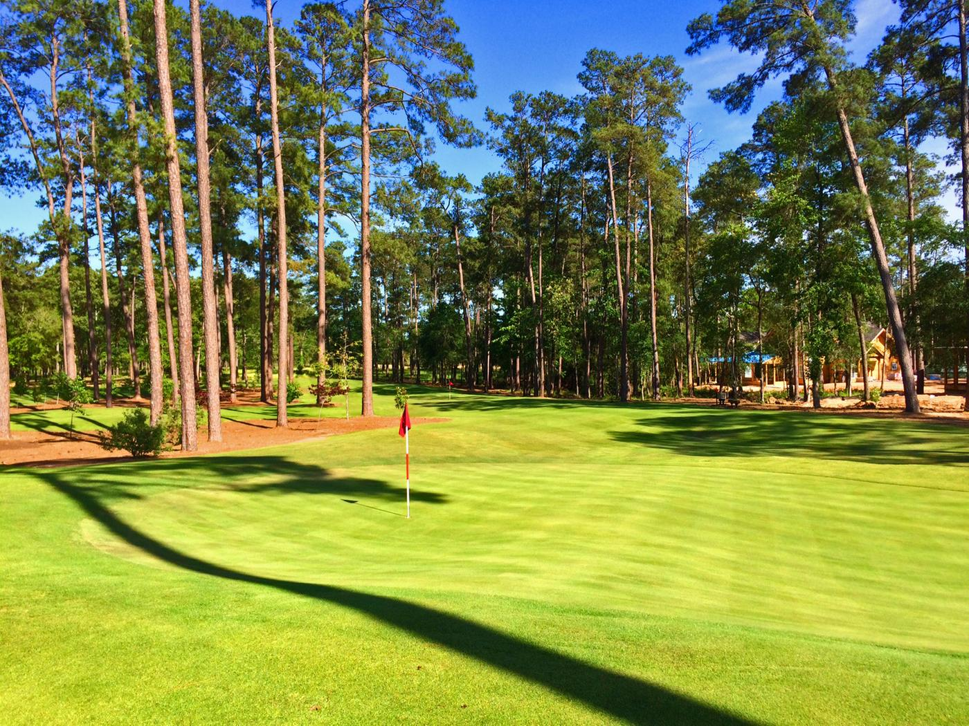 Bluejack national the playgrounds in montgomery texas for Bluejack national