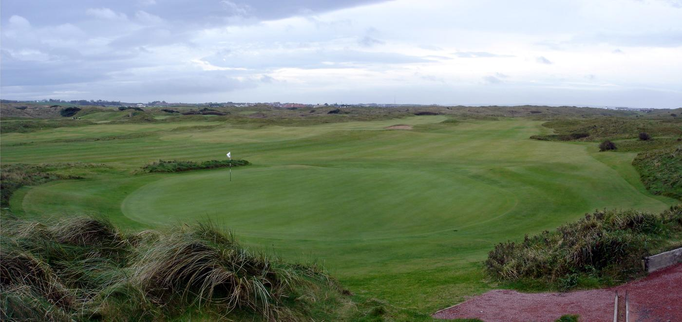 Royal portrush course rating
