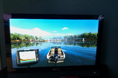 Rapala pro bass fishing 2010 for xbox 360 gamestop for Xbox 360 fishing games