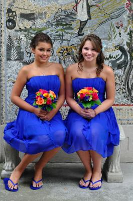 strapless chiffon dress with layered skirt f14169 « Bella Forte ...