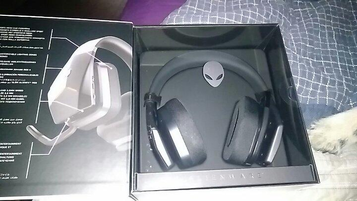 Alienware Wireless Gaming Headset: AW988 | Dell UK