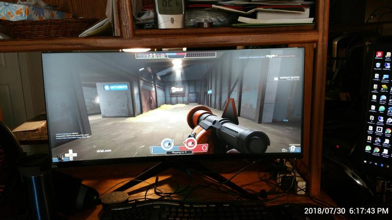 Alienware 34 Curved Gaming Monitor: AW3418HW | Dell United