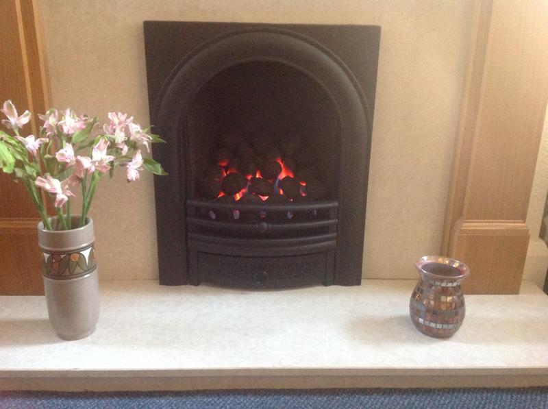 Buy Furniture Online India Cheap ~ Focal Point Black Arch Gas Fire