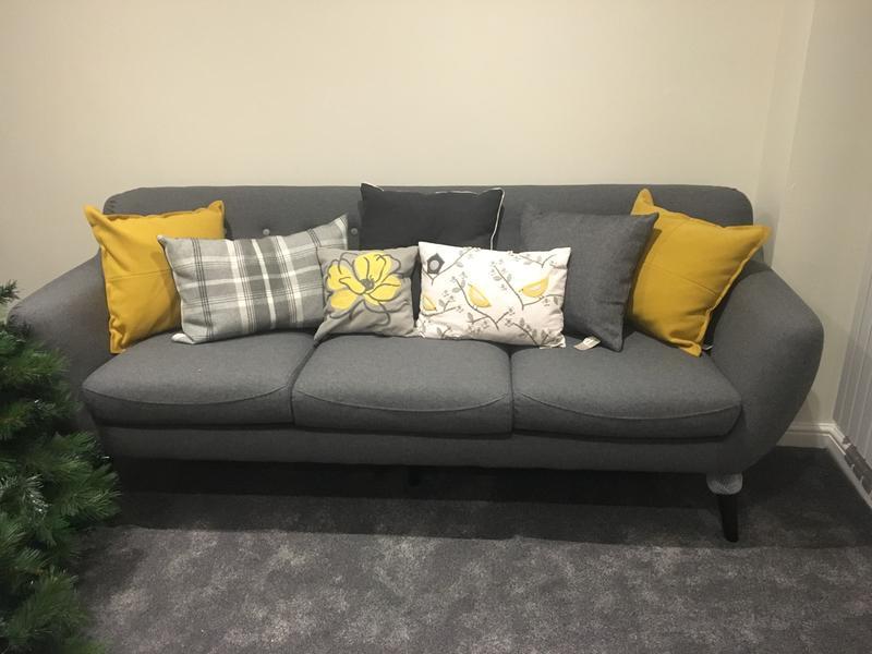 Love dunelm for cushions