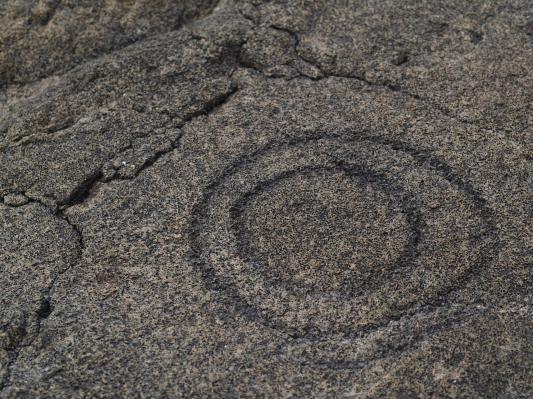 Volcanic Graffiti