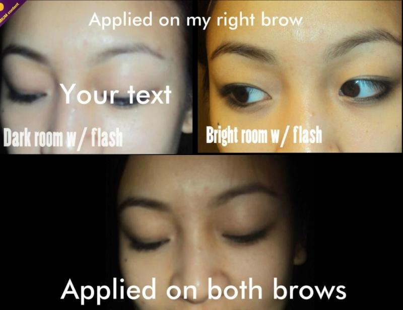 Makes My Brows Look Noticable Yet Natural