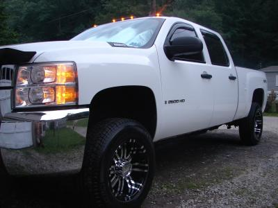 Chevrolet Silverado 2500 HD Crew Cab - Kelley Blue Book
