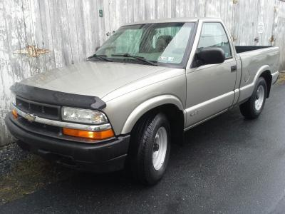 chevy s10 extended cab