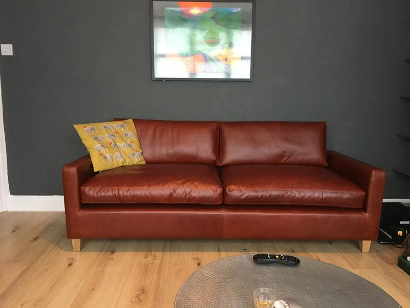 Love My New Sofa