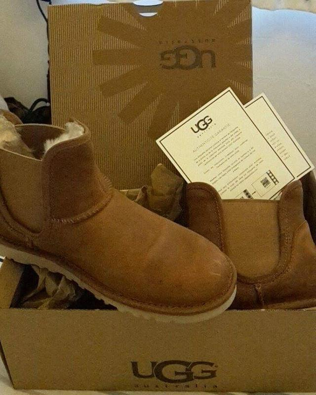 ugg ankle boots office
