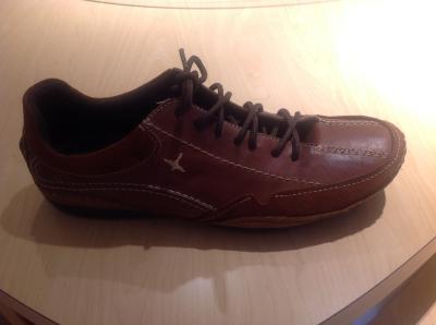 mens comfort walking shoes sewn european walking
