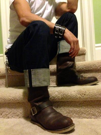 Mens jeans style