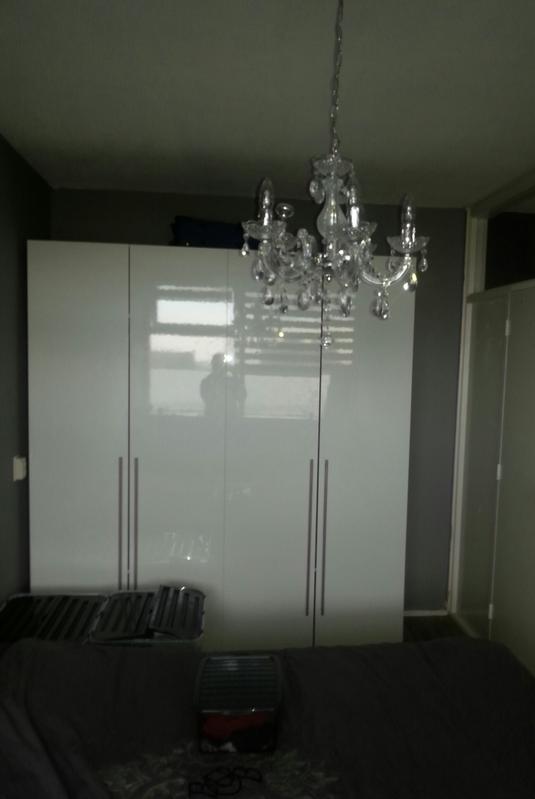 kledingkast bergen 4-deurs - wit - 219x196x59,5 cm | leen bakker, Deco ideeën