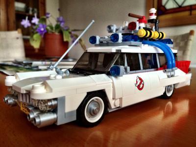 Ghostbusters 3 Car roof rack