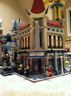 Car Detail Shop >> Palace Cinema | LEGO Shop