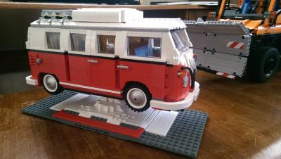 volkswagen t1 camper van lego shop. Black Bedroom Furniture Sets. Home Design Ideas