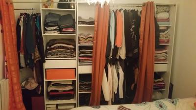 kit dressing blanc dressing star x x cm leroy merlin. Black Bedroom Furniture Sets. Home Design Ideas