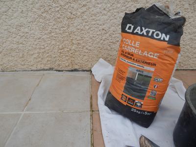 mortier colle pour carrelage mur et sol 25 kg gris leroy merlin. Black Bedroom Furniture Sets. Home Design Ideas