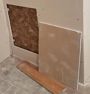 syst me pour trappe de visite magn tique x cm. Black Bedroom Furniture Sets. Home Design Ideas