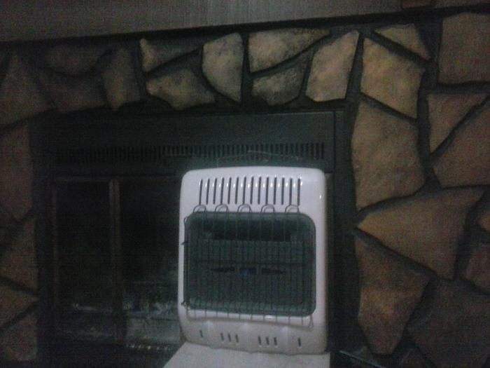 Free Shipping Mr Heater Blue Flame Ice House Vent Free