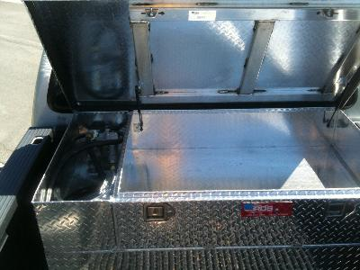 Rds Aluminum Transfer Fuel Tank Toolbox Combo With Gpi 12v