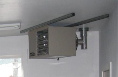 Duravent Vent Unit Heater Kit 4in Vertical Model 0371