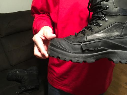 Men S Conquest Boot Sorel