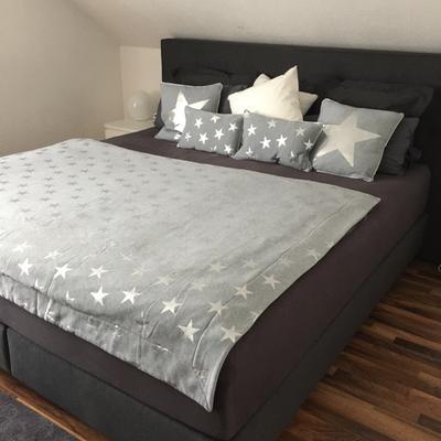 bodyflex boxspring boxspringbett stella tfk matr bonnell latextopper kopfteil w hlbar page 1. Black Bedroom Furniture Sets. Home Design Ideas