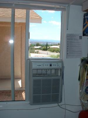Horizontal Air Conditioner In Sliding Window - Air Conditioner ...