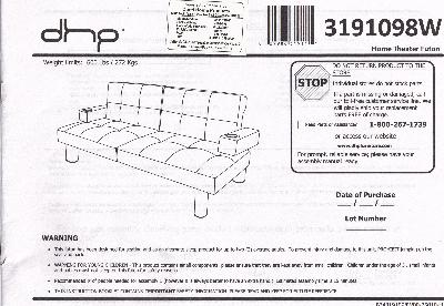 Futon Instructions Metal Embly Source Abuse Report
