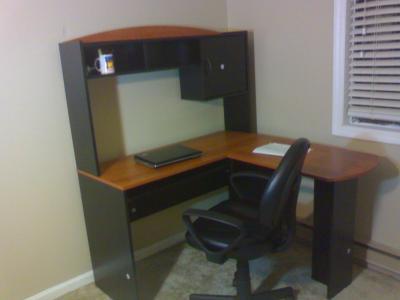 l shaped computer desk walmart
