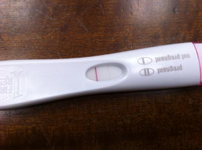 Could I Be Pregnant False Positive Or Negative Yahoo Answers