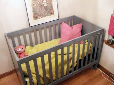 Baby Mod Modena 3 In 1 Fixed Side Crib Choose Your Finish