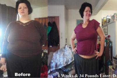 Zantrex 3 before and after