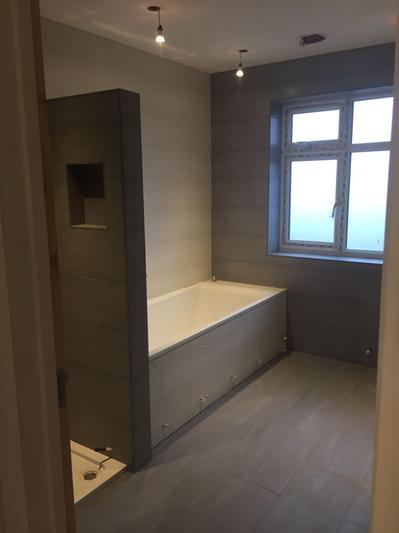 Topps Tiles Bathroom >> Mokara™ Grey Tile | Topps Tiles
