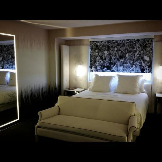 Future Floors Las Vegas: SLS Las Vegas Hotel & Casino